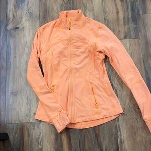 Lululemon define jacket RARE COLOR size 8